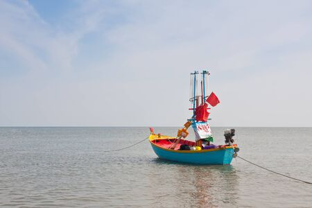 Fishing boat Stock Photo - 11259802