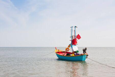 Fishing Boat on the Beach  Stock Photo - 11259808