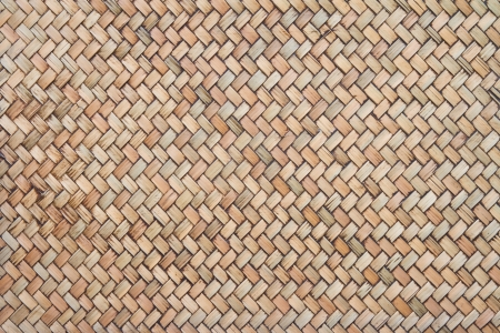 craft material: bamboo woven background