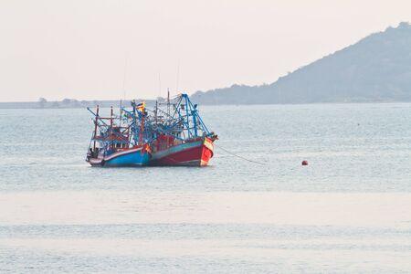 Fishing boat Stock Photo - 17202931