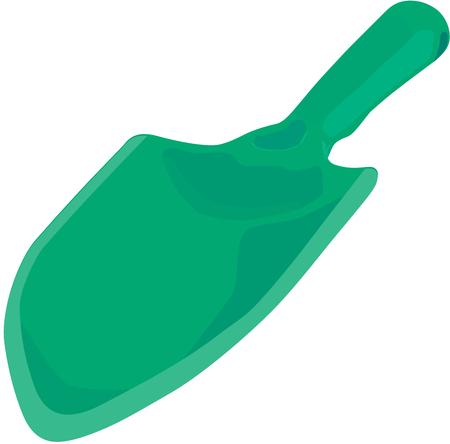 gardening tool: Gardening tool, shovel