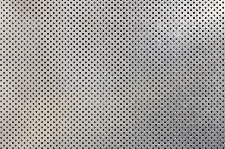 stainless steel sheet: Stainless steel punched metal sheet