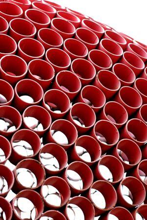 iron oxides: circle pattern