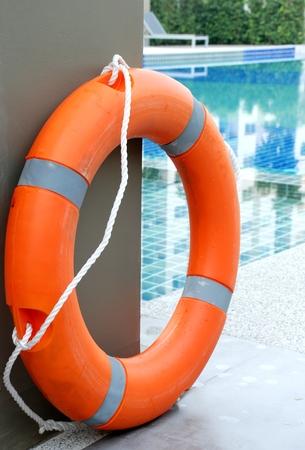 emergency case: Life buoy, for emergency case