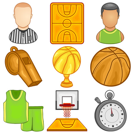 Basketball Icon - Sport - Illustration