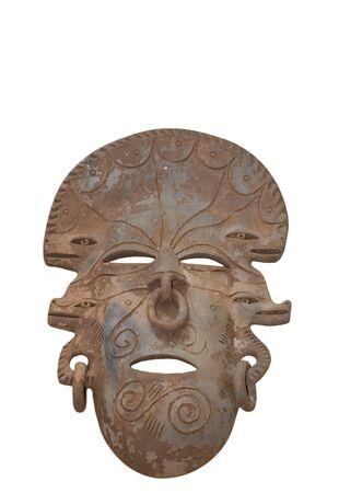 Mayan Death Mask photo
