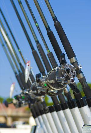 Fishing Poles photo