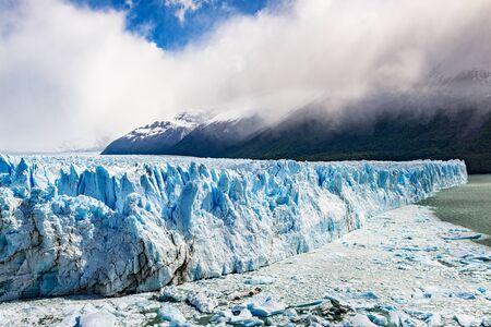perito moreno: The Perito Moreno Glaciar in Argentina