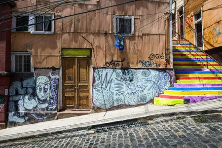 valparaiso: Valparaiso, Chile, 2013