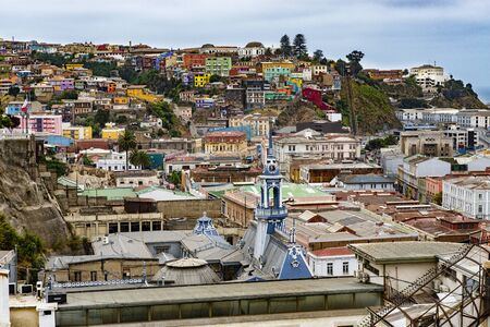 valparaiso: View of Valparaiso, Chile, 2013