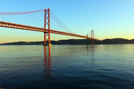 tagus: Tagus River and Bridge