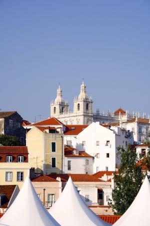 Alfama, Lisbon, Portugal photo