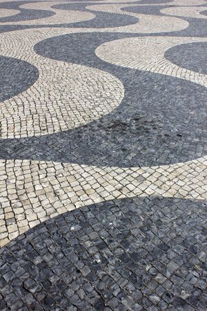 Portuguese pavement photo