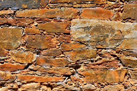 Detail of a stone wall Stock Photo - 18438325