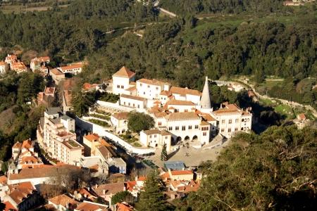 Ver a cidade portugu�s de Sintra