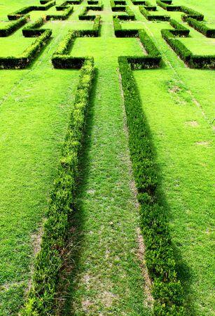 Detail of the Edward VII Park at Lisbon Stock Photo - 17127620
