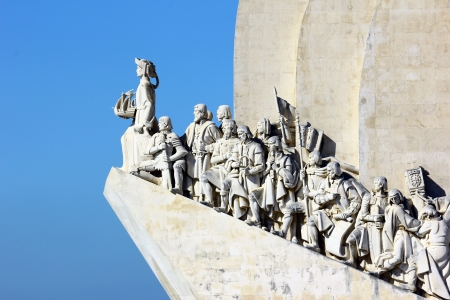 Monument to the Portuguese Sea Discoveries  Lisbon, Por