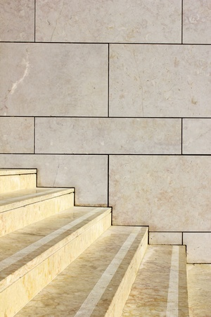 Detail of a stone wall and stairs Stock Photo - 15776156