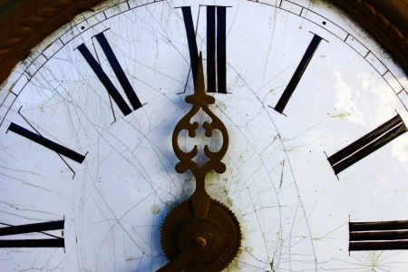 Old clock Stock Photo - 15863455