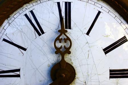 Old clock Stock Photo - 15863455