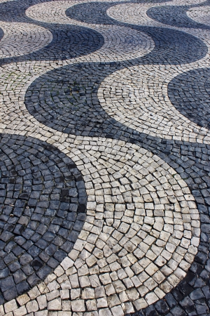 Cal�ada Portuguesa, Portuguese Pavement photo