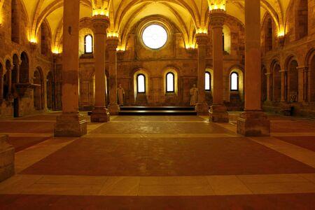 monastic sites: Alcobaca Monastery, Alcobaca, Portuga