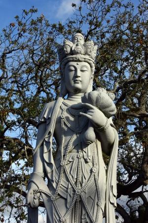Oriental Statue photo