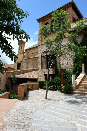 the citadel: Cittadella, Toledo, Spagna