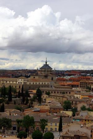 castle district: Citadel, Toledo, Spain
