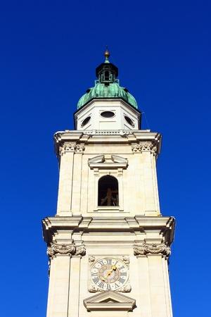 Salzburg Cathedral, Salzburg, Austria Stock Photo - 17155600