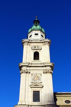 Salzburg Cathedral Bell Tower, Salzburg, Austria Stock Photo - 17155603