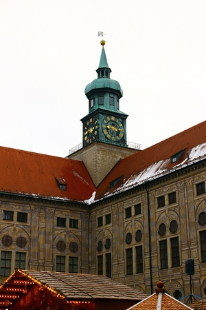 Residenz, Munich, Germany Stock Photo - 17176129