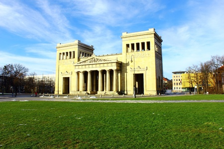 Propylaen, Munich, Germany