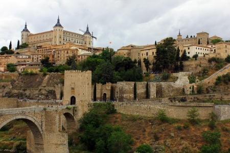 Citadel, Toledo, Espanha