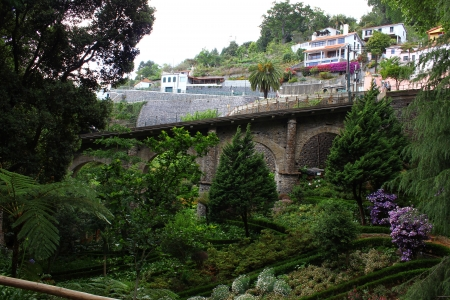 MOnte Funchal, Madeira island, Portugal photo
