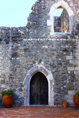 fortifying: Castle, Leiria, Portugal