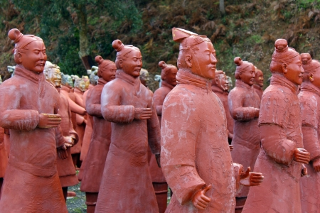 imperialism: Chinese Terracotta Warriors Editorial