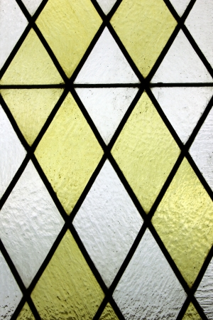 colored window: Stained Glass Stock Photo