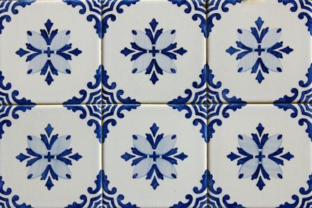 Azulejos, ladrilhos portugueses