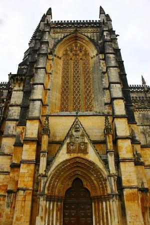 Monastery of Batalha, Batalha, Portugal photo