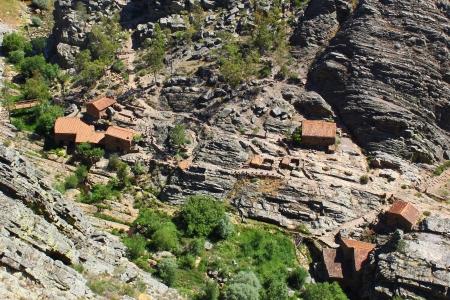 garcia: Medieval village of Penha Garcia, Portugal