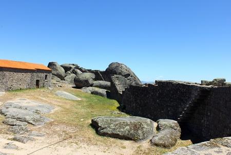 Medieval village of Monsanto, Portugal