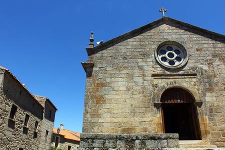 Medieval village of Monsanto, Portugal photo