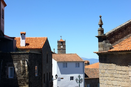 Medieval village of Monsanto, Portugal photo