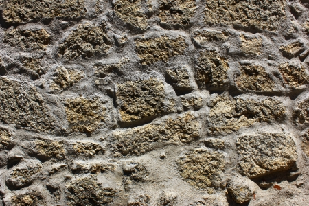 Detail of a stone wall Stock Photo - 21124706