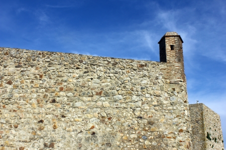 siege: Castle, Marvao, Portugal