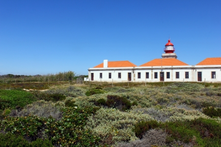 alentejo: Cabo Sardao lighthouse, Alentejo, Portugal