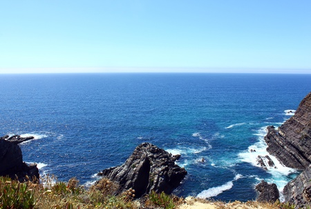 cabo: Cabo Sardao, Alentejo, Portugal