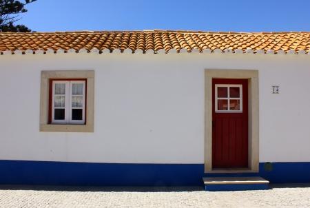 House, Porto Covo, Portugal