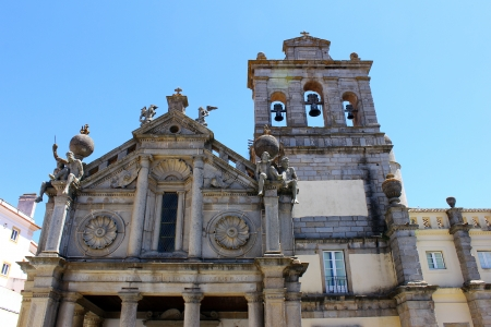 Graca church, Evora, Portugal Stock fotó
